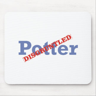 Potter / Disgruntled Mouse Pad