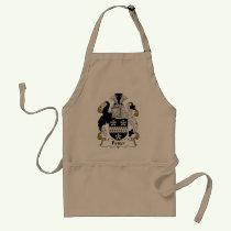 Potter Family Crest Apron