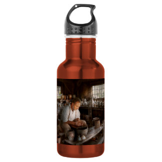 Potter - Raised in the clay 18oz Water Bottle