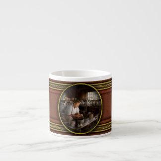 Potter - Raised in the clay Espresso Cups