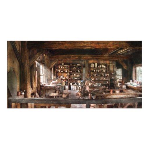 Potter - The Potters Shop Photo Cards