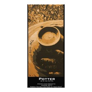 """""""Potter"""" Value Bookmark Rack Card"""