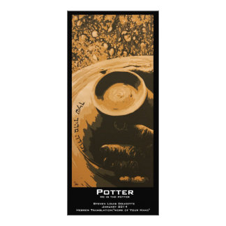 """""""Potter"""" Value Bookmarks Rack Card"""