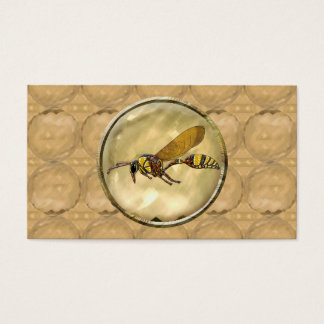 Potter Wasp Business Card