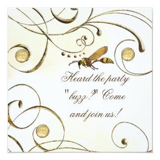 Potter Wasp Card