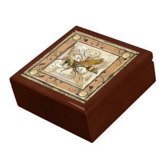 Potter Wasp Jewelry Box