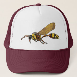 Potter Wasp Trucker Hat