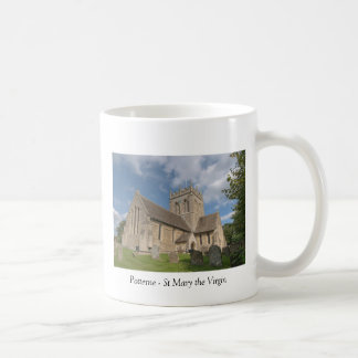 Potterne the Church of St Mary the Virgin Coffee Mug