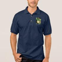 Potter's Angelfish Polo Shirt
