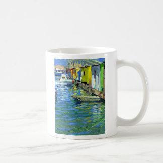 Potters Fish Market mug