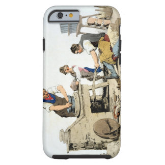 Potters, from 'Costume of Great Britain', publishe Tough iPhone 6 Case