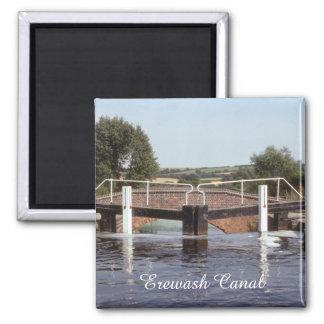 Potter's Lock, Erewash Canal Fridge Magnets