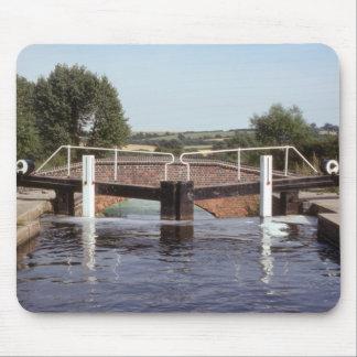 Potter's Lock, Erewash Canal Mouse Pad