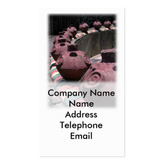 Pottery and Ceramics Business Card