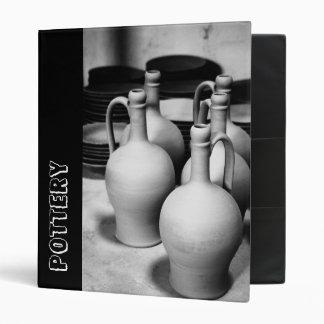 Pottery Binder