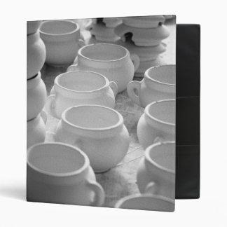 Pottery Vinyl Binder