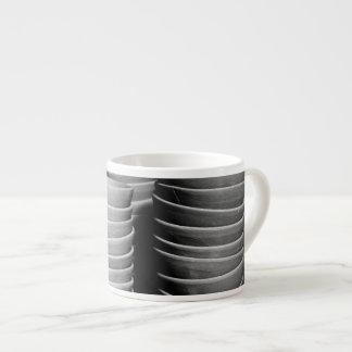 Pottery bowls espresso cups