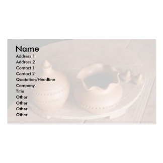 Pottery Business Card