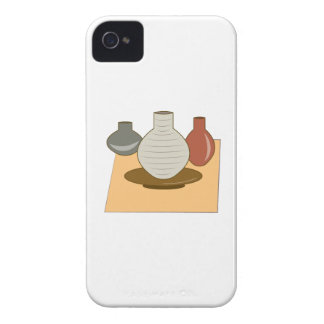 Pottery iPhone 4 Case