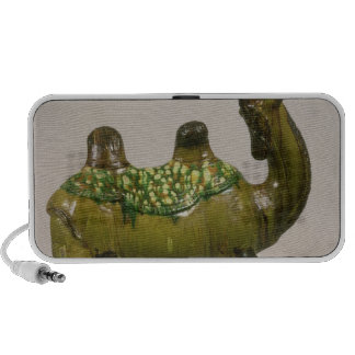 Pottery Chinese wailing camel Laptop Speakers