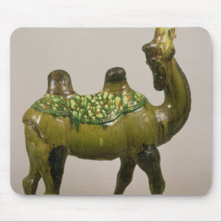 Pottery Chinese wailing camel Mouse Pad