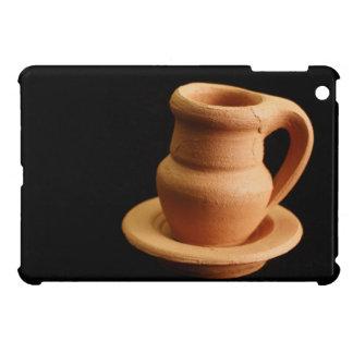 Pottery closeup iPad mini covers
