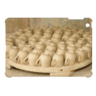 Pottery cups cover for the iPad mini