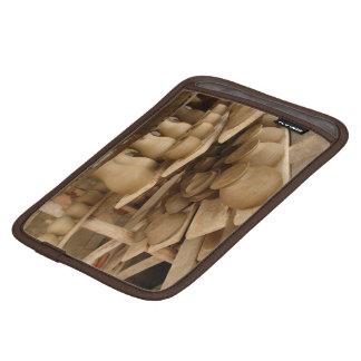 Pottery drying iPad mini sleeve