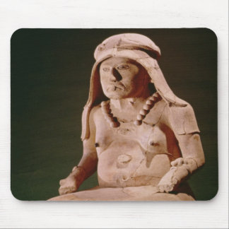 Pottery Goddess of the Hearth, Vera Cruz Mouse Pad