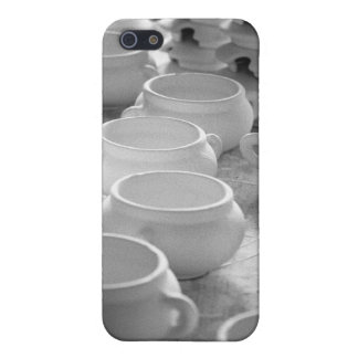 Pottery iPhone SE/5/5s Cover