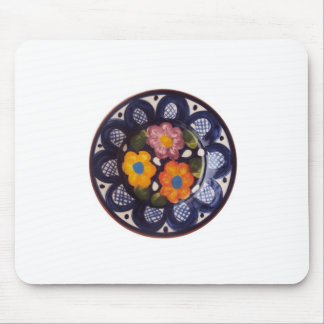Pottery Pattern Mouse Pad