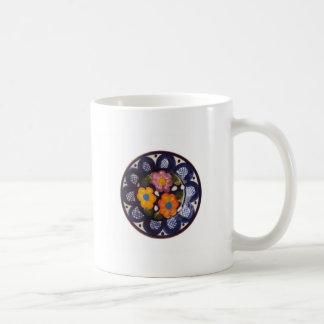 Pottery Pattern Coffee Mugs