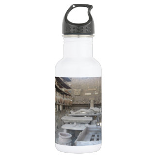 Pottery Room in Pompeii Stainless Steel Water Bottle