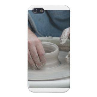 Pottery Wheel Phone Case