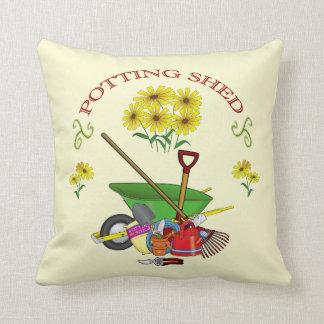 Potting Shed Cushion