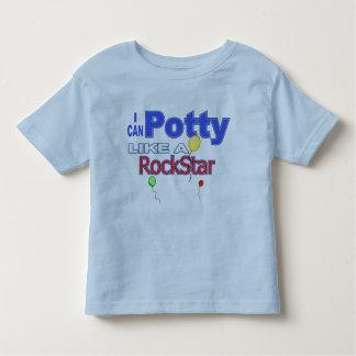 Potty Like a Rockstar Tee Shirt