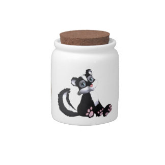 Potty Mouth jar Candy Jars