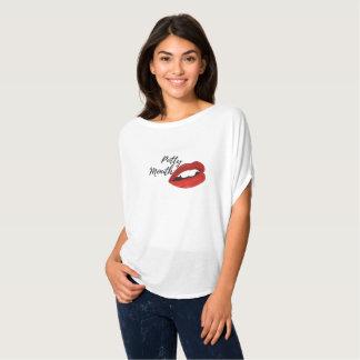 Potty Mouth Women's Shirt