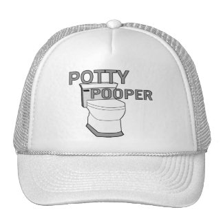Potty Pooper Trucker Hat