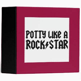 Potty Time! - Designer Binder