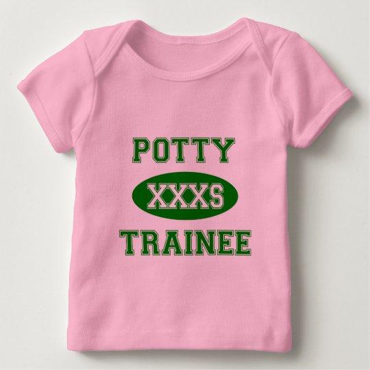 Potty Trainee Baby T-Shirt