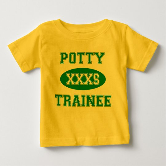Potty Trainee Funny Baby T-Shirt