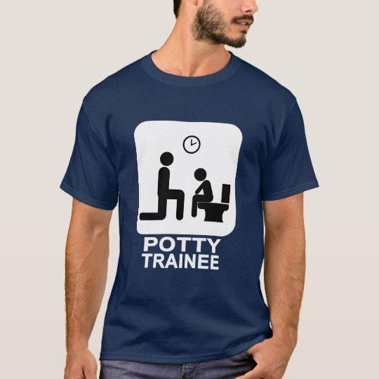 Potty Trainee Kids - Dark T-Shirt
