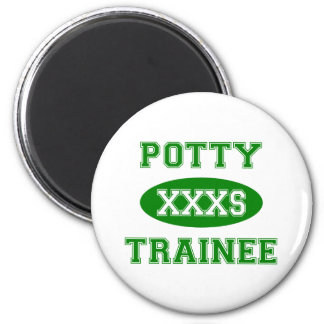 Potty Trainee Magnet