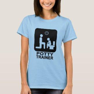 Potty Trainer Ladies - Light
