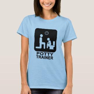 Potty Trainer Ladies - Light T-Shirt