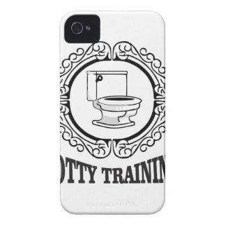potty training reminder iPhone 4 Case-Mate case