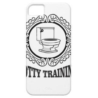 potty training reminder iPhone SE/5/5s case