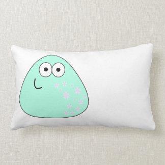Pou cushion Star Throw Pillows