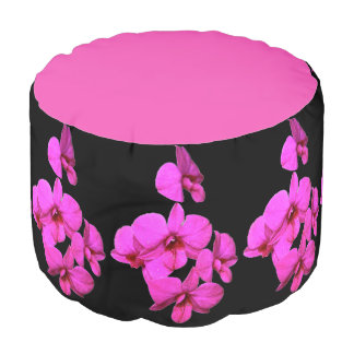 Pouf Seat - Orchid